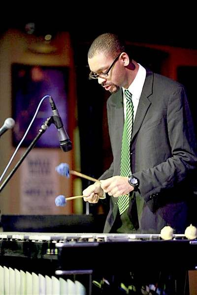 Like other members of his famous New Orleans family, vibraphonist Jason Marsalis is more than an incredible jazz musician — as if that isn't enough.  Jazz is beauty, power, brains, and endless potential. Jazz is life.  To Marsalis, jazz also is the foundation that guides him as he leaves his unique mark on the world, whether it's a nod to past masters or breaking new ground with a progressive, contemporary sound.  Marsalis, 39, who performs in downtown Toledo with the Jason Marsalis Vibes…