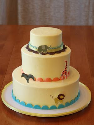 ... Party on Pinterest | Jungle animals, Circus cupcakes and Pet parade