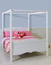 Tendaluv 4 Poster Bed - 137cm