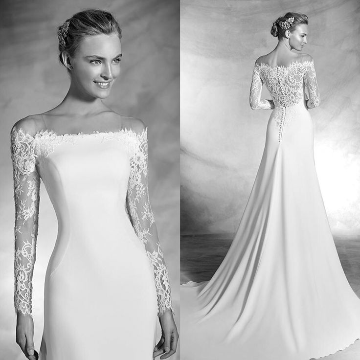 Absolutely breathtaking by Pronovias. Style Vasily.