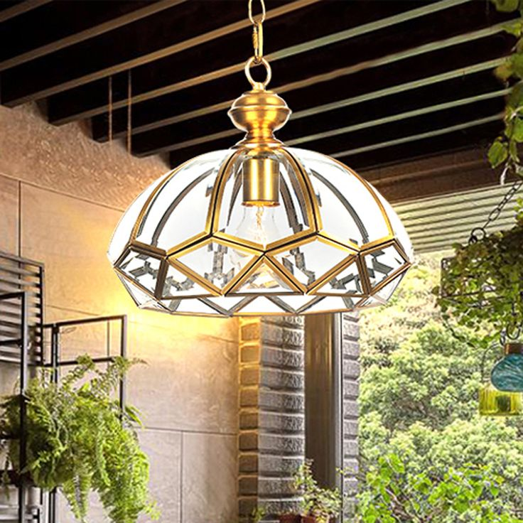 American style ceiling lamp European style small entrance light corridor lamp kitchen aisle balcony lamps CL