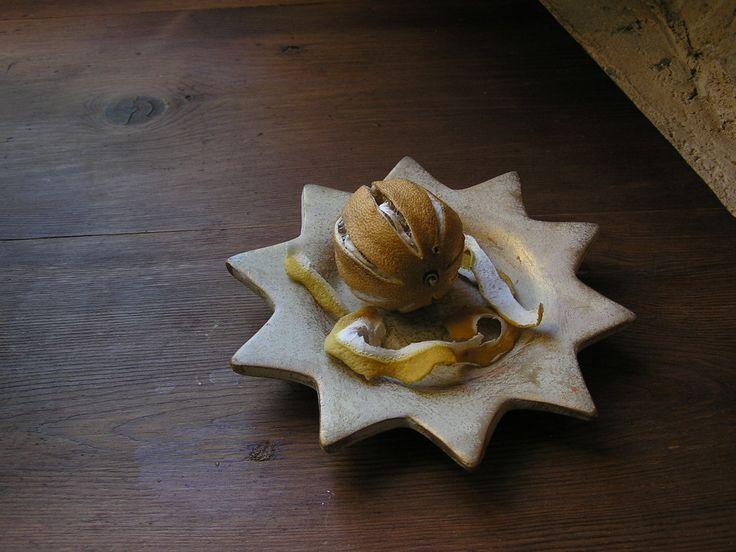 Limón decorativo, natural y aromático.
