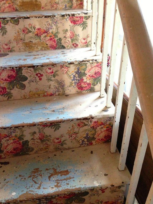 gorgeous stairs!