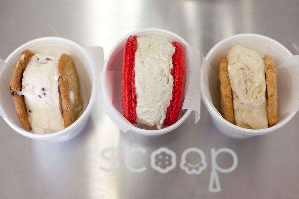 New: Scoop, an ice cream sandwich shop in Kalihi - Biting Commentary - August 2013 - Honolulu, HI