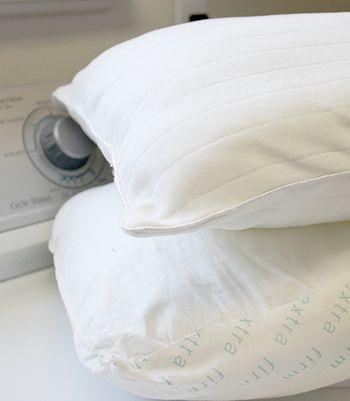 WASH PILLOWS - 1c laundry detergent, 1c dishwasher detergent, 1c bleach, 1/2c borax*****