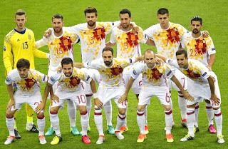 EQUIPOS DE FÚTBOL: SELECCIÓN DE ESPAÑA en la Eurocopa 2016