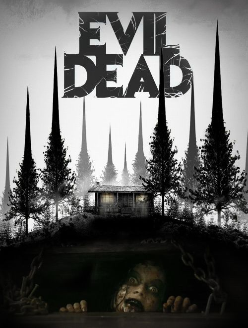 The Evil Dead Remake fan made animated motion poster. So excited for this movie to come out!!