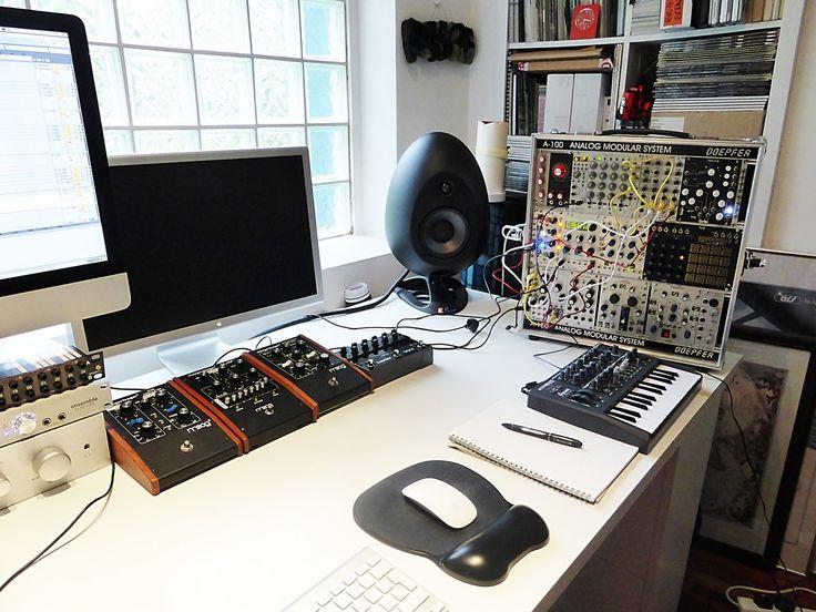 Simple Bedroom Recording Studio 290 best home studio setups images on pinterest | studio setup