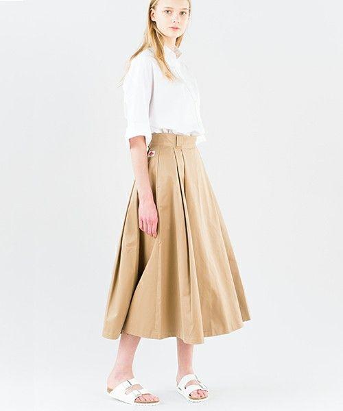 Danton(ダントン)のスカート「台形スカート」