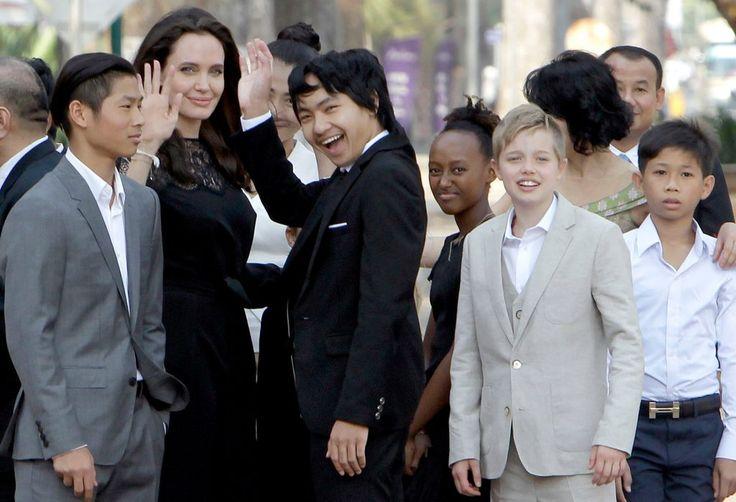 Ungkapan Hati Angelina Jolie Pasca Bercerai : Marie Claire Indonesia