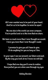 Long Romantic Poems for Her with Images
