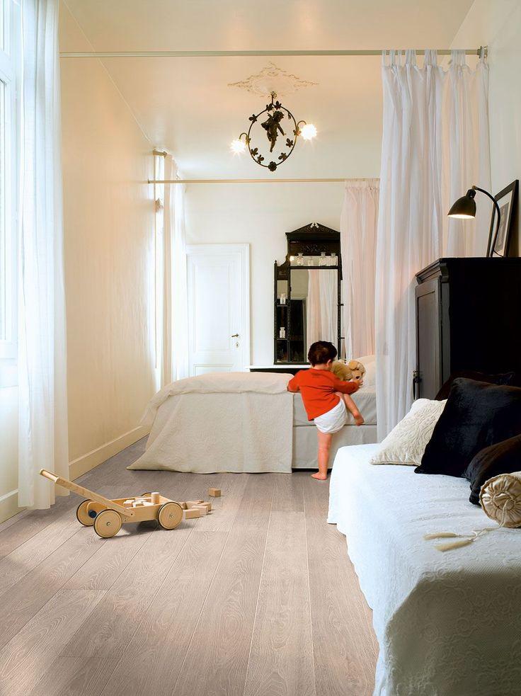 Quick-Step Largo 'White vintage oak' (LPU1285) Laminate flooring - www.quick-step.com