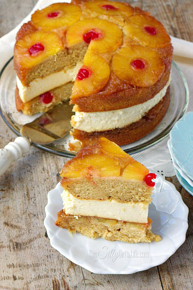 Pineapple Upside-Down Cheesecake | 19 Copycat Recipes For The Cheesecake Factory