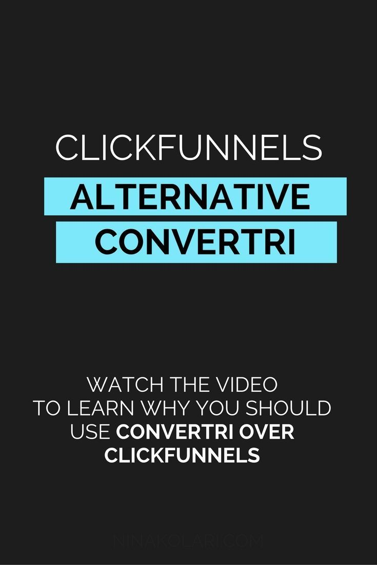 Excitement About Clickfunnels Alternative