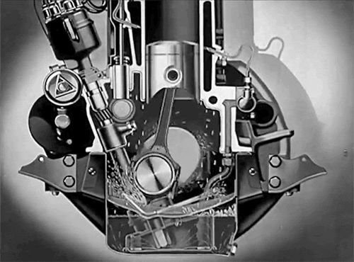 Vintage 1937 Film Perfectly Explains the Secrets of Engine Lubrication  - RoadandTrack.com