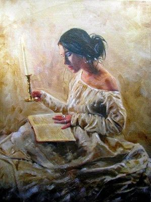 Reading and Art: William Oxer