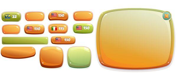 Bingo - UI/UX by Noe Rivera, via Behance
