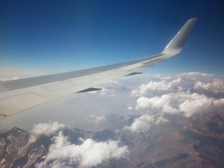 #volando #cordilleradelosandes #chile