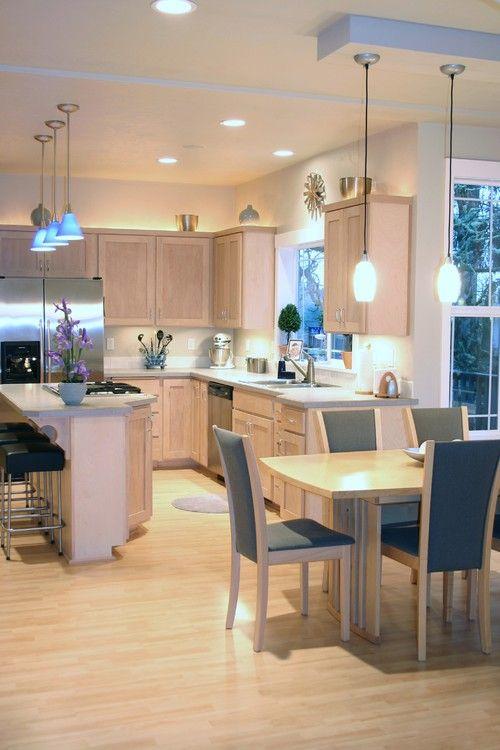 interior lighting kitchen design