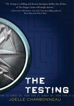 The Testing (The Testing Trilogy Series #1) - In my opinion, it's really the perfect cross between Divergent and The Hunger Games...It's one of my favorite books!
