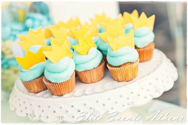 """Photo 6 of 71: The Little Prince , fairytale, blue, yellow, baptism, party / Baptism """"The Little Prince Baptism"""" 