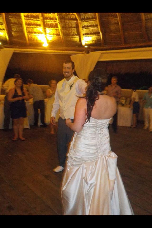 #Firstdance #husbandandwife #happilyeverafter #onetruelove