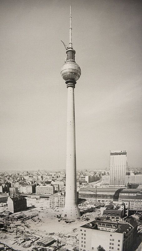 Berlin, former capital of the GDR