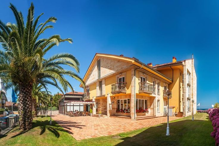 Hoteles Ribadesella: Hotel Don Pepe. [Más info] https://www.desdeasturias.com/hotel-don-pepe/