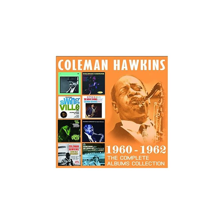 Coleman Hawkins - Complete Albums Collection: 1960-1962 (CD)