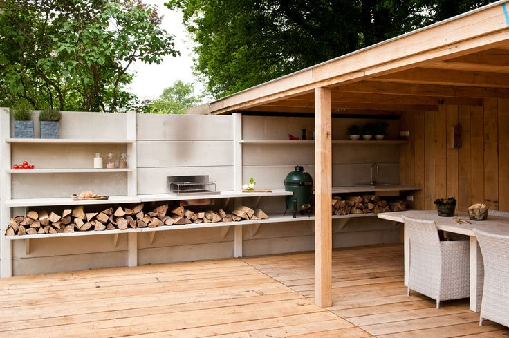 Buitenkeuken Maken : buitenkeuken wwoo.nl / terras einde tuin + OH garden Pinterest