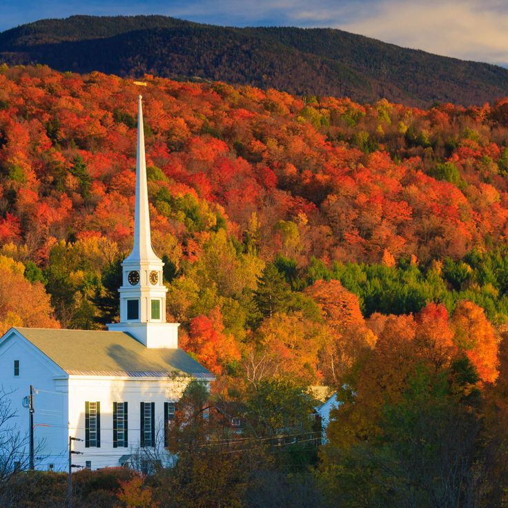Places To Visit In The Fall In Usa: 47 Best Stowe, Vermont Images On Pinterest