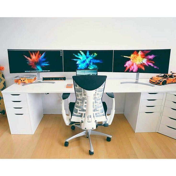 Best 25 Gaming Setup Ideas On Pinterest Pc Gaming Setup Computer Gaming Room And Computer Setup