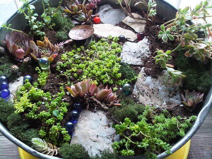 45 best Fairy garden images on Pinterest Fairies garden Mini