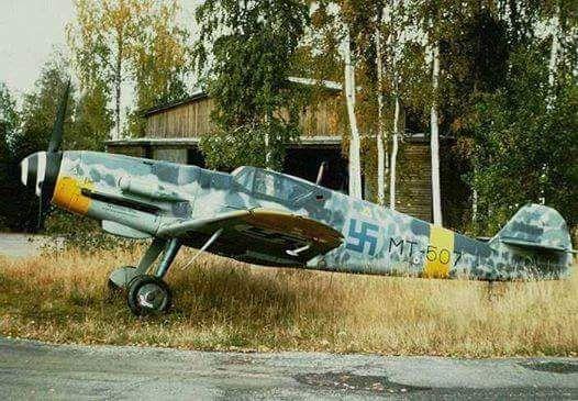Finnish Bf 109