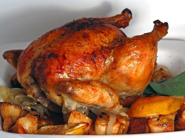 Mi blog de recetas fáciles:   RECETA DE POLLO ASADO CON PATATAS    Ingrediente...