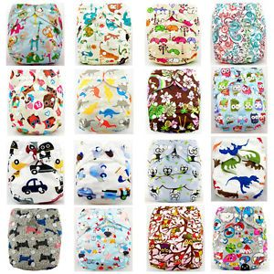 Reusable nappies! Love them!