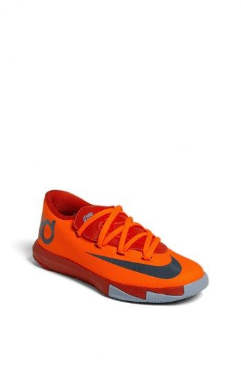 Nike \u0027KD VI\u0027 Basketball Shoe (Baby, Walker, Toddler \u0026 Little Kid