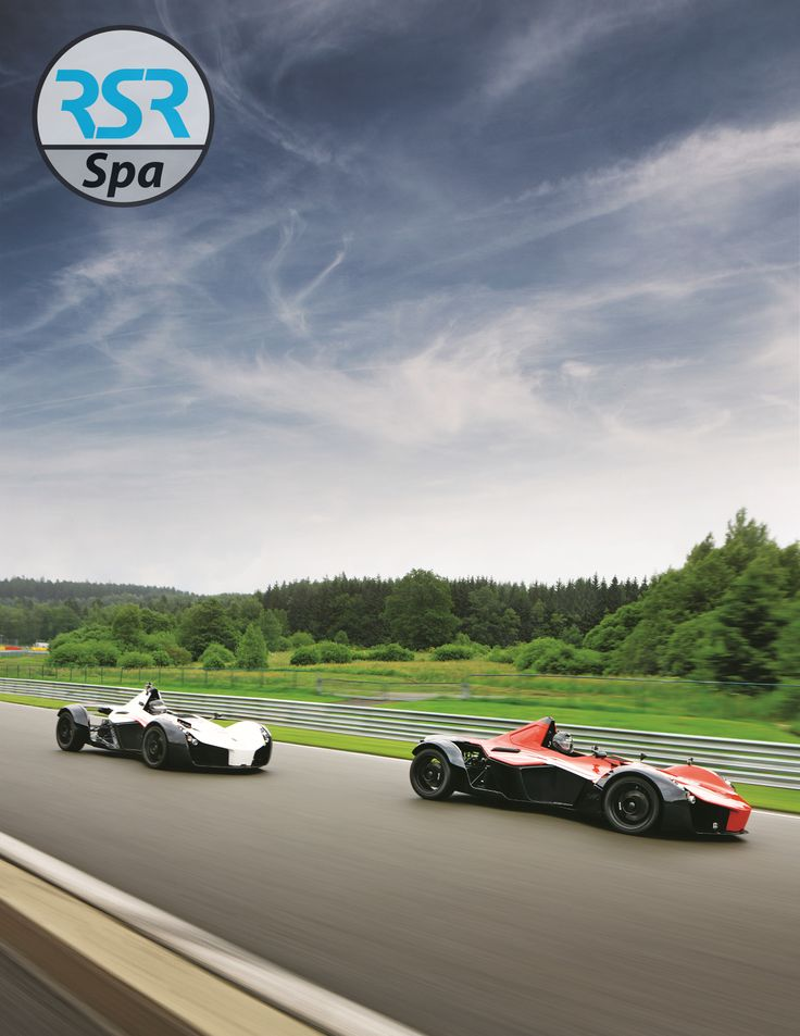 There's no such thing as not enough BAC Mono's