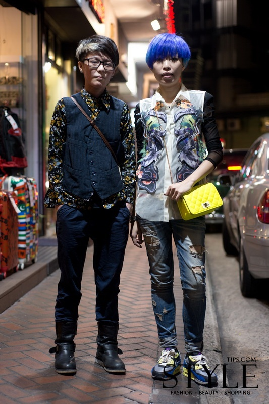 50 Best Images About Hong Kong Street Fashion On Pinterest