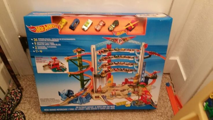 Hot Wheels Ultimate GARAGE PLAYSET, Kids Toy Remote Control & PLAYSET VEHICLE #HotWheels