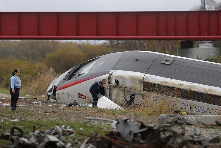 Varios Muertos Tras Descarrilar Un Tren De Alta Velocidad Cerca De Estrasburgo