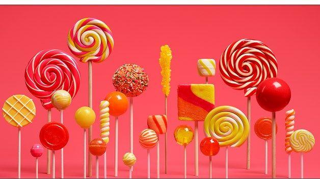 Lollipop Update List!