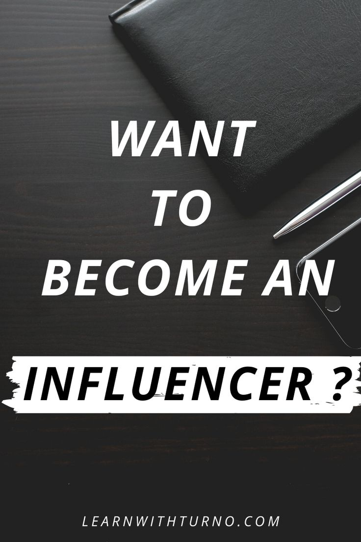 Want to an Instagram Influencer? in 2020