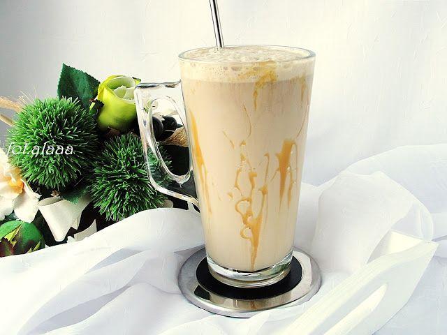 Ala piecze i gotuje: Kawa mrożona toffi