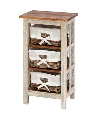 48% OFF Solid Wood Rattan Cabinet