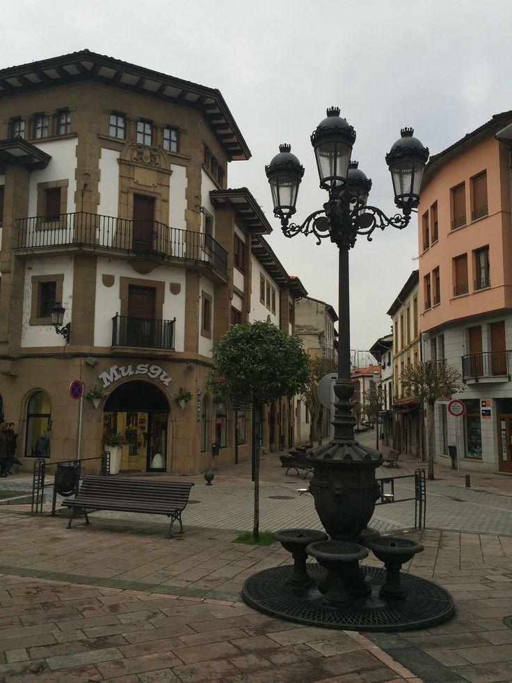 Cangas de Onís. Concejo de Cangas de Onís. Principado de Asturias. Spain.  [By Valentín Enrique].
