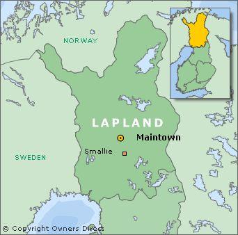 Best Lapland Ideas On Pinterest Northern Lights Iceland - Sweden lapland map