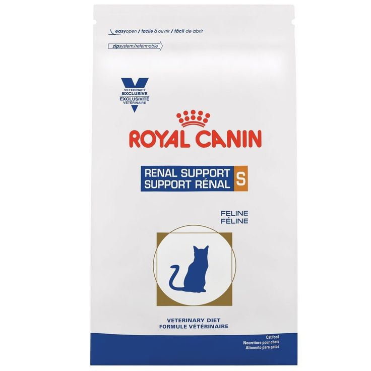 ROYAL CANIN Feline Renal Support S Dry (3 lb) => Amazing product just a click away  : Best Cat Food