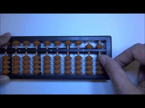 Abacus Math Lesson 9 - Numbers up to 1000 website is all about abacus math