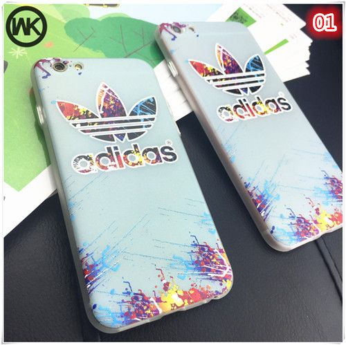 Cool Design Adidas Shock Absorption Protector Schutzhülle Cover iphone 6 iphone 6 plus - elespiel.com